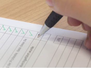 projectevaluatie checklist